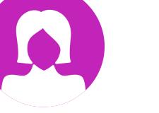Personal corner logo